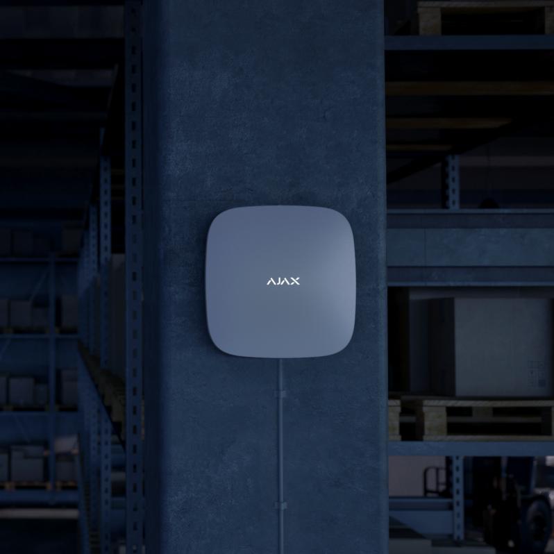 AJAX Hub 2 Forside billede