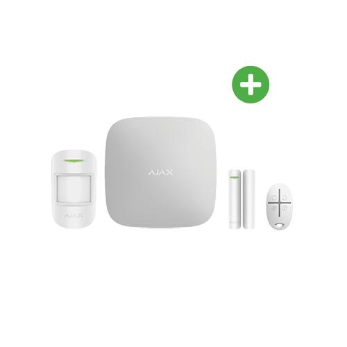 AJAX Hub Plus Hvid