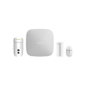 AJAX Hub2 Basispakke Hvid