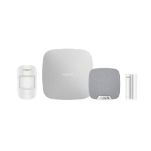 AJAX Hub 2 Basispakke - Hvid