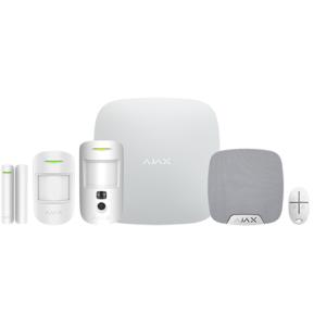 AJAX Hub 2 m. MotionCam og HomeSiren